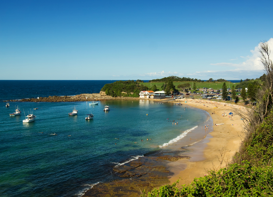 Top Scenic Sights on the Central Coast